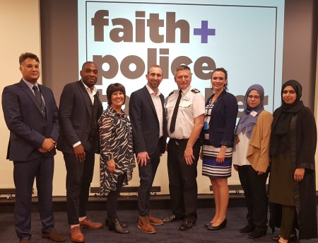 faith and police together conference